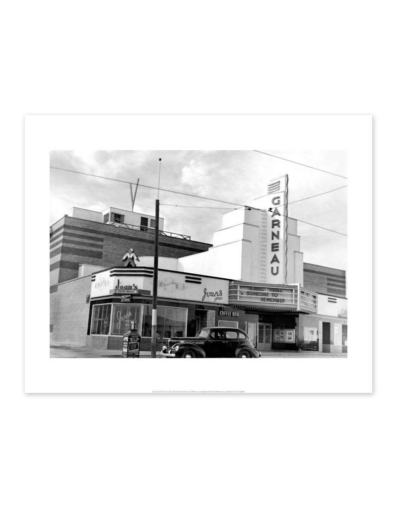 Garneau Theatre 1943