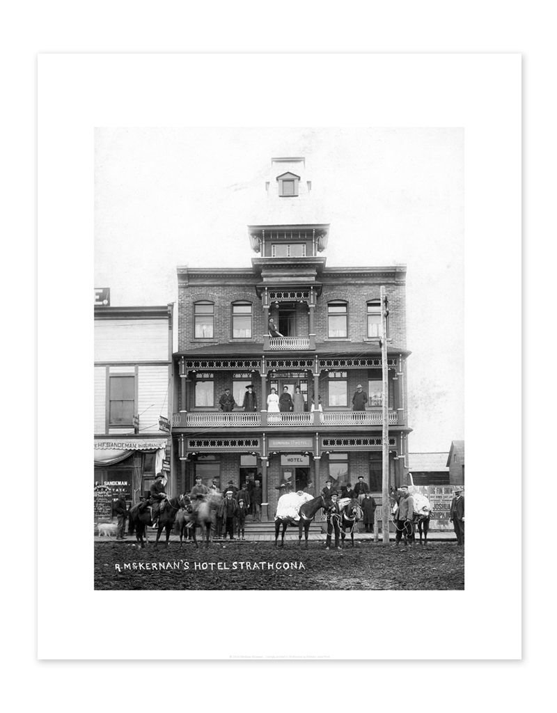 Dominion Hotel 1900