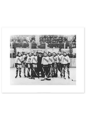 Edmonton Eskimos Hockey Team 1920-1921