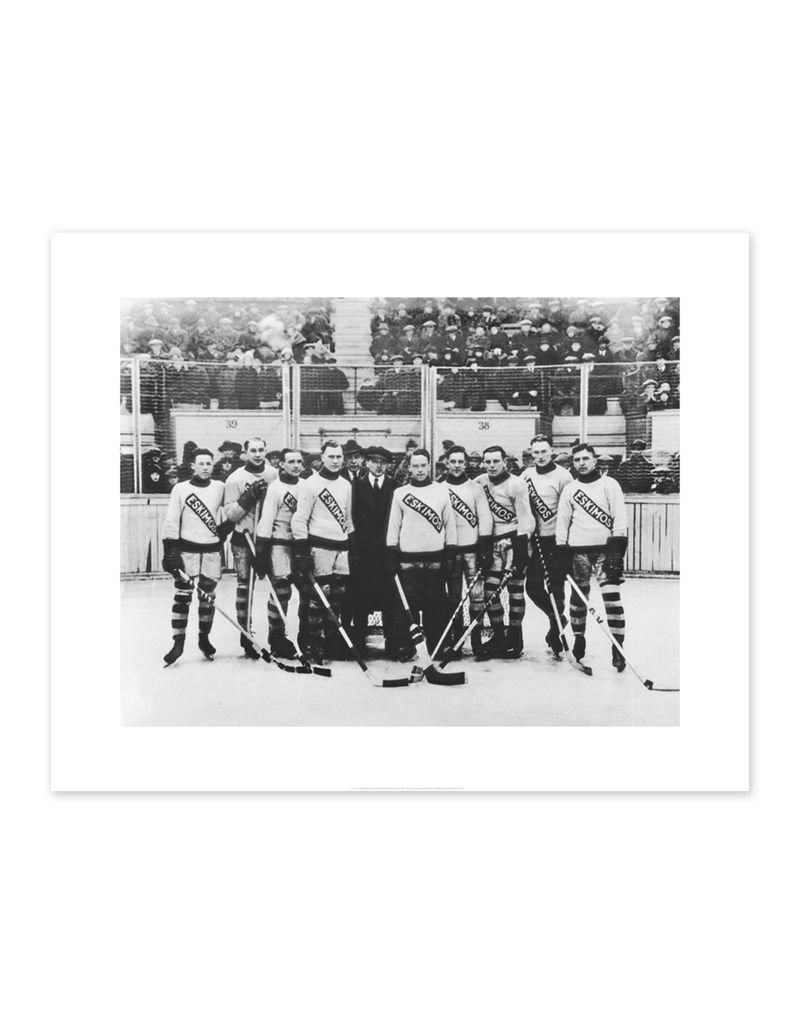 Edmonton Eskimos Hockey Team 1920-1921