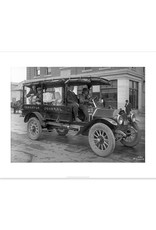 Edmonton Journal Motor Truck 1914