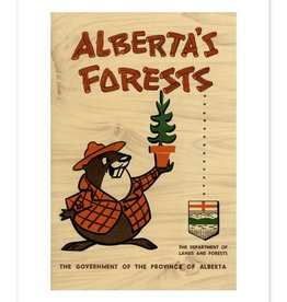 Alberta's Forests Bertie Beaver