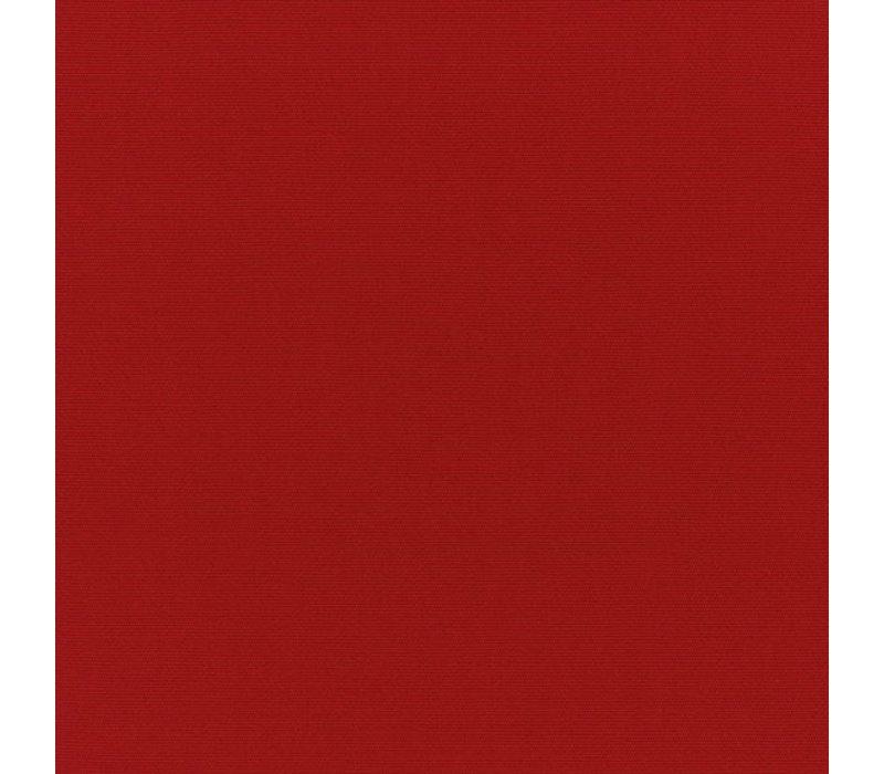 SUNBRELLA UPHOLSTERY  CANVAS JOCKEY RED