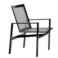 PARKWAY PARABOLIC SLING ARM CHAIR