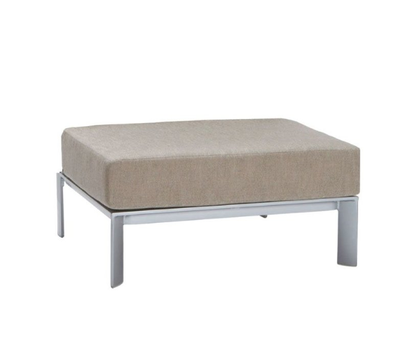 PARKWAY MODULAR SECTIONAL OTTOMAN WITH GRADE A FABRIC
