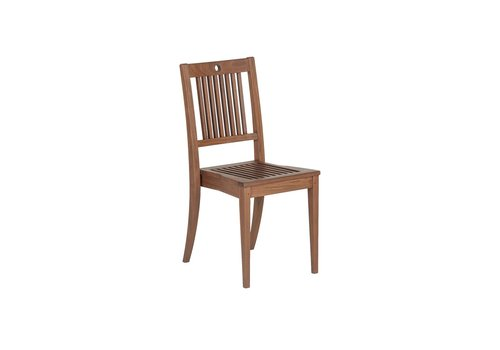 JENSEN LEISURE FURNITURE OPAL BISTRO STACKING CHAIR (sold in sets of 2)