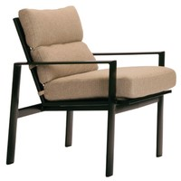 PARKWAY CUSHION ARM CHAIR WITH GRADE A FABRIC