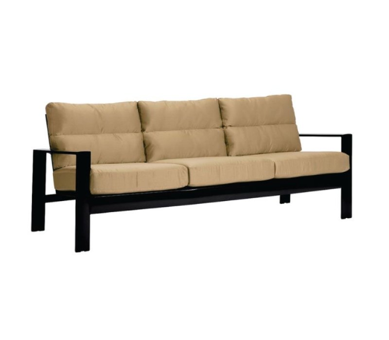 PARKWAY CUSHION SOFA WITH GRADE A FABRIC