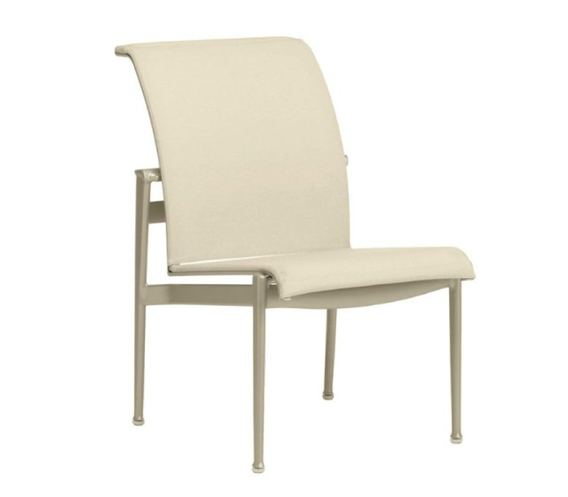FLIGHT STACKING SIDE CHAIR WITH GRADE A SLING