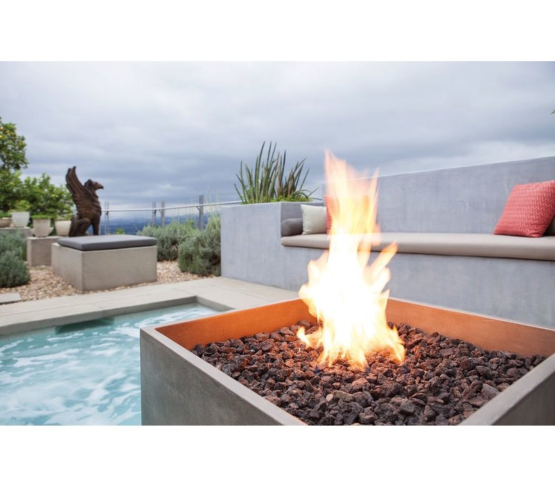 RISE LP/NG / FIRE PIT IN NATURAL