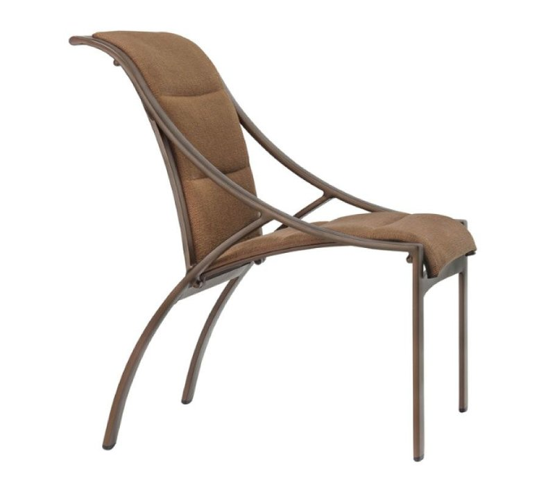 PASADENA PADDED SLING SIDE CHAIR WITH GRADE A SLING