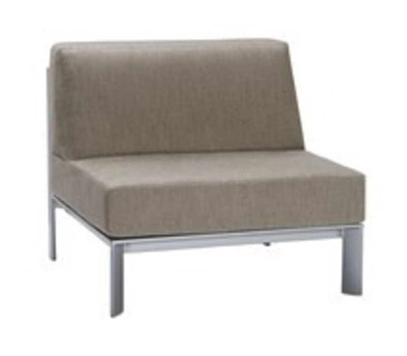PARKWAY MODULAR CENTER SECTIONAL WITH GRADE A FABRIC