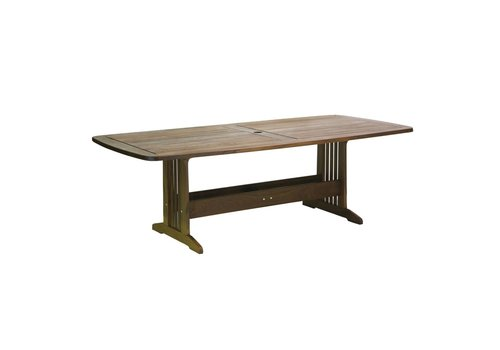 JENSEN LEISURE FURNITURE BUNBURY TABLE 90 x 42 DINING TABLE