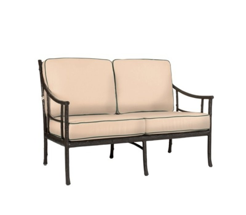 ARBRE LOVESEAT WITH GRADE A FABRIC