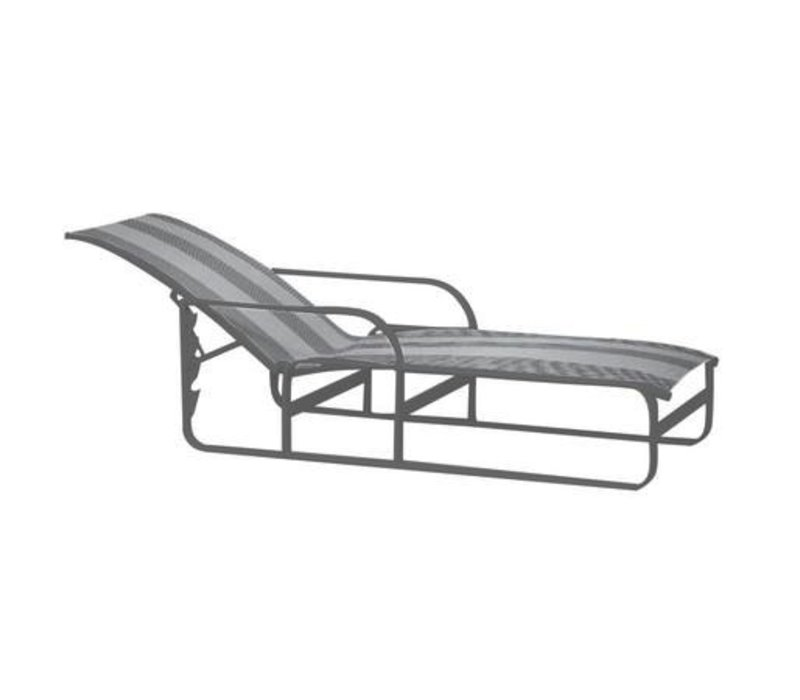QUANTUM ADJUSTABLE CHAISE WITH GRADE A SLING