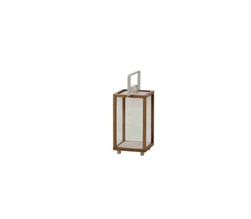 LIGHTHOUSE LANTERN, SMALL IN TEAK