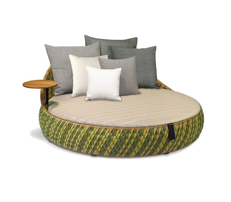 DALA LOVESEAT IN COLOR GRASS