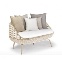 SWINGUS 2-SEATER SOFA IN CHALK