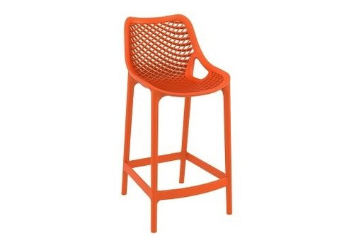 SIESTA AIR COUNTER STOOL / ORANGE