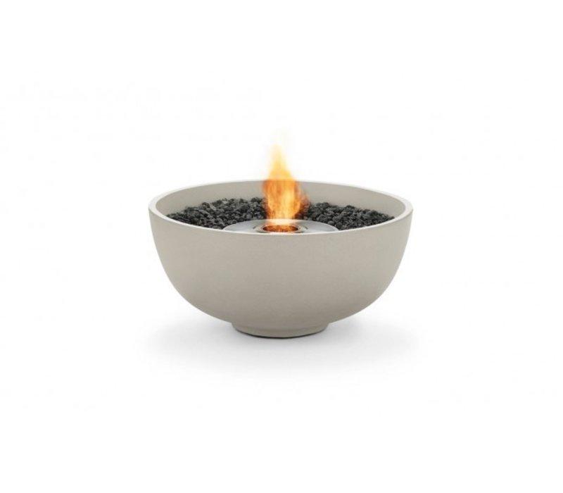 URTH BIOETHANOL FIRE PIT IN BONE