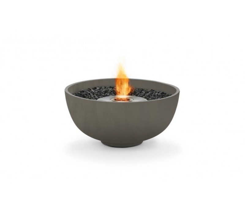 URTH BIOETHANOL FIRE PIT IN NATURAL