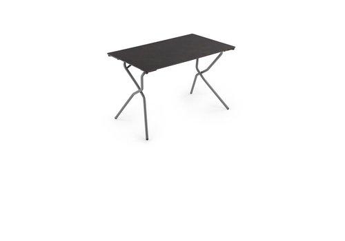 LAFUMA ANYTIME RECTANGULAR FOLDING TABLE / VOLCANIC