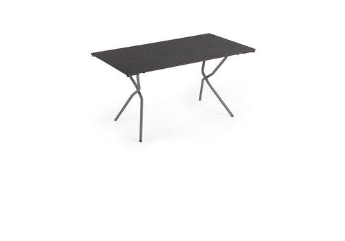 LAFUMA ANYTIME BIG RECTANGULAR FOLDING TABLE / VOLCANIC