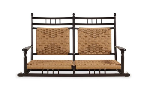 LLOYD FLANDERS LOW COUNTRY PORCH SWING NATURAL