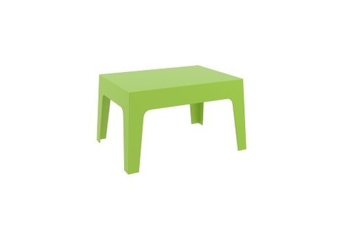 SIESTA BOX OCCATIONAL TABLE / TROPICAL GREEN