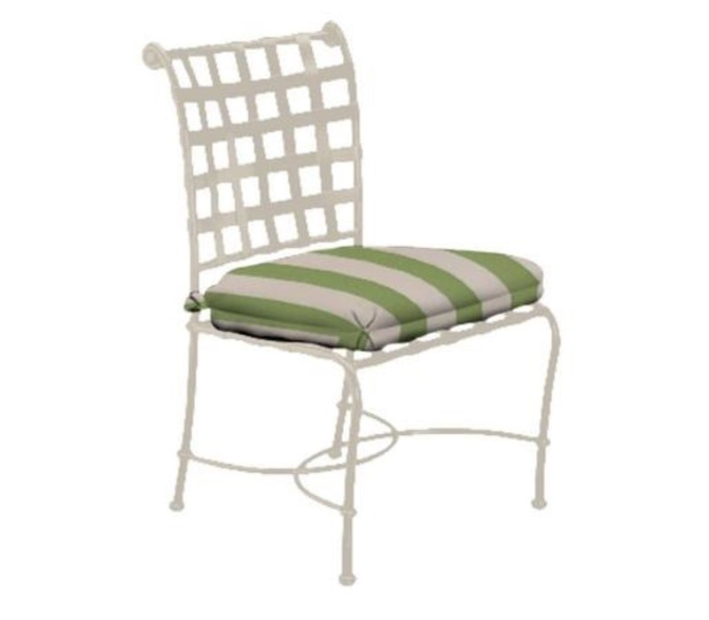 FLORENTINE SIDE CHAIR WITH GRADE A FABRIC