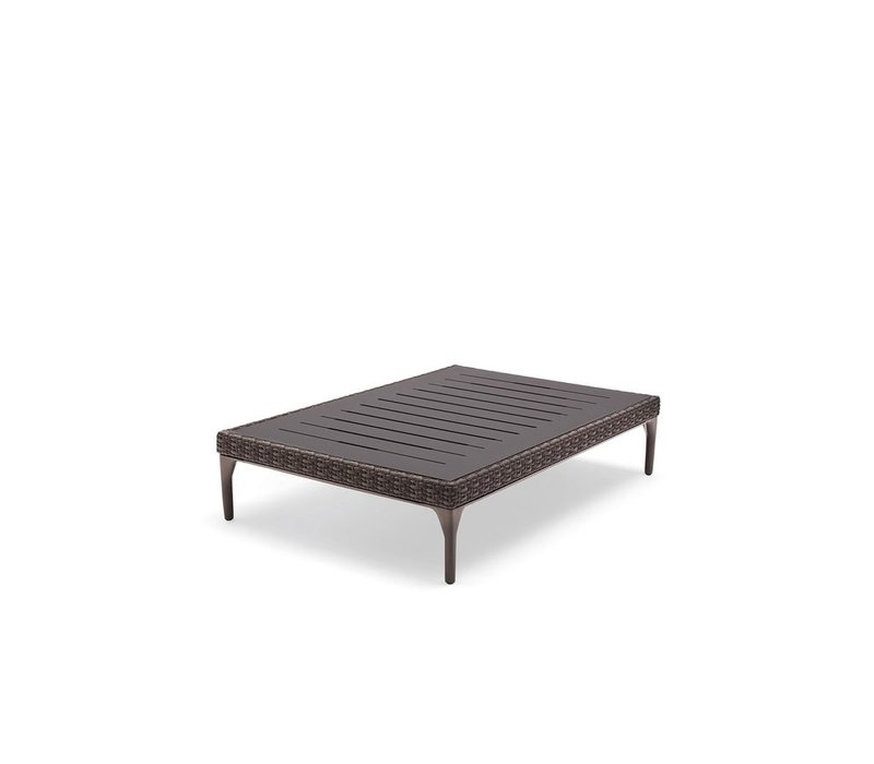 MU 36 x 51 FOOTSTOOL / COFFEE TABLE IN VULCANO