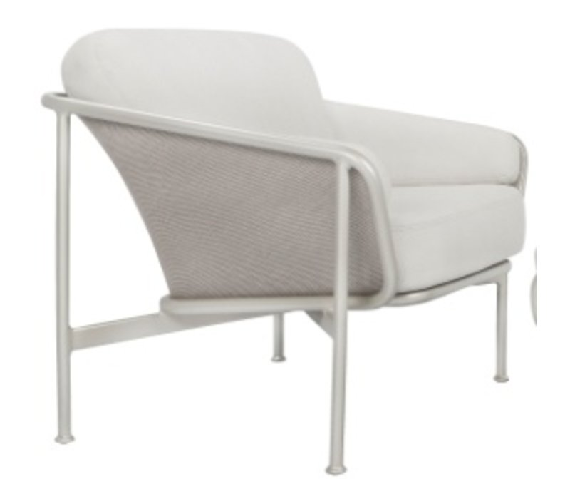 VERGE LOUNGE CHAIRS WITH CUSHIONS IN GRADE A FABRIC