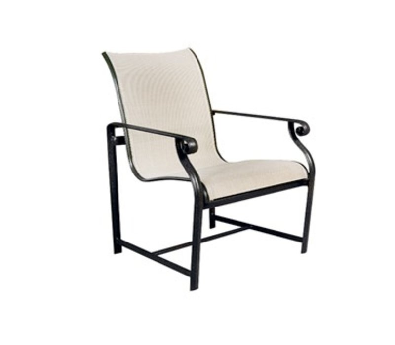AEGEAN SLING ARM CHAIR WITH GRADE A SLING