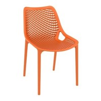 AIR DINING SIDE CHAIR / ORANGE