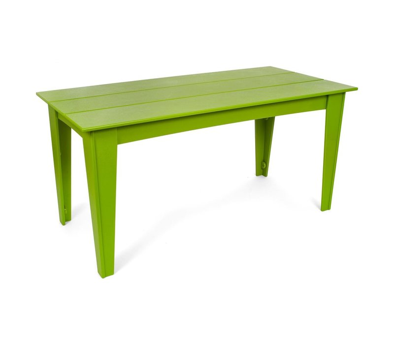ALFRESCO 95 X 36 TABLE LEAF GREEN