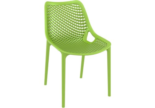 SIESTA AIR DINING SIDE CHAIR / TROPICAL GREEN