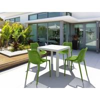 AIR DINING SIDE CHAIR / TROPICAL GREEN