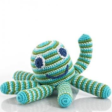 Pebbles Pebble, Octopus Rattle