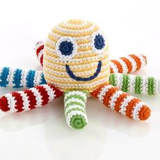 Baby's Best Pebbles, Octopus Rattle