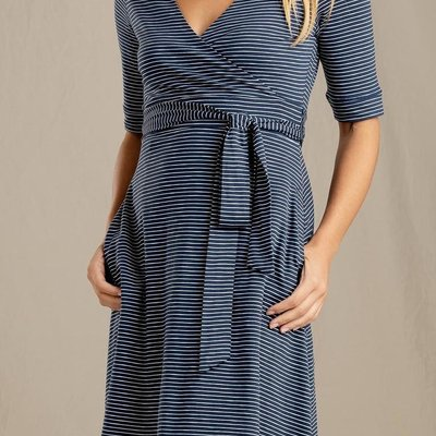Toad & Co, Cue Wrap Cafe Dress