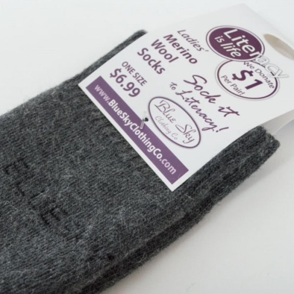 Ladies Merino Wool Socks