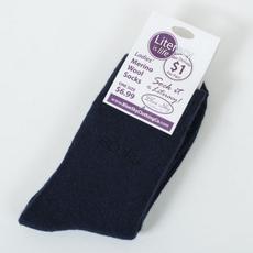 Blue Sky Clothing Ladies Merino Wool Socks