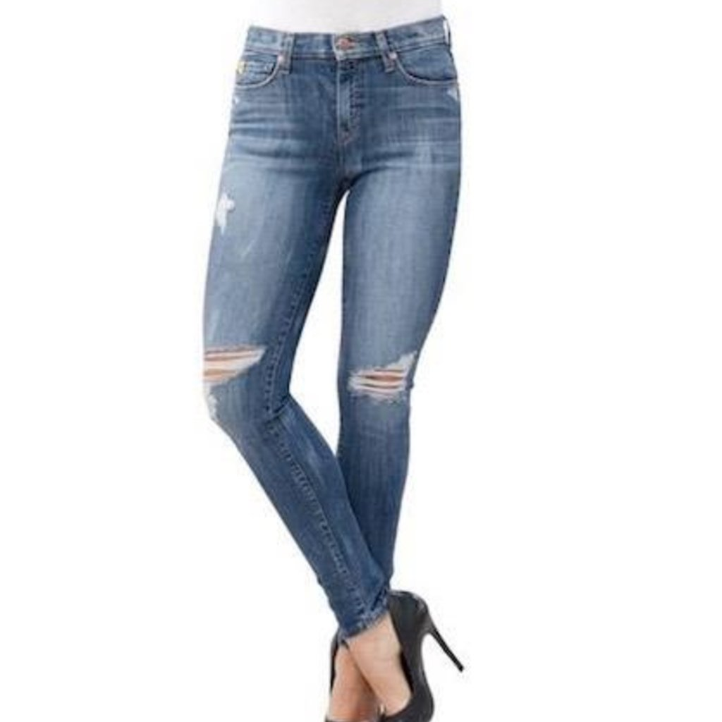 "Yoga Jeans, Classic Rise Skinny 30"" - Malibu Beach"
