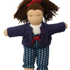 Hoppa, Waldorf Doll, Maya