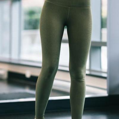J76 J76, Bamboo Fleece Highwaisted Legging