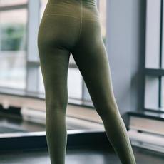 Bamboo Fleece Highwaisted Legging