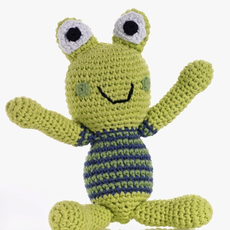 Pebbles Pebbles, Frog Rattle