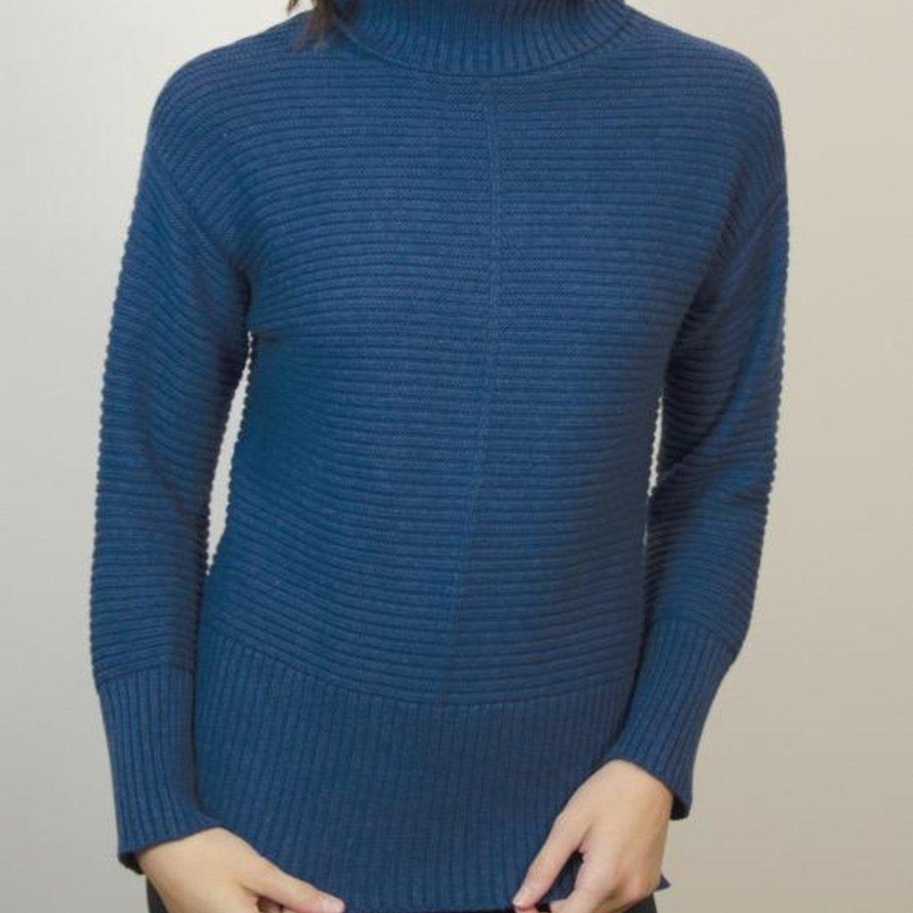 Echo Verde Echo Verde, Chunky Novelty Knit Sweater