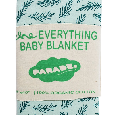 Parade, Everything Baby Blanket