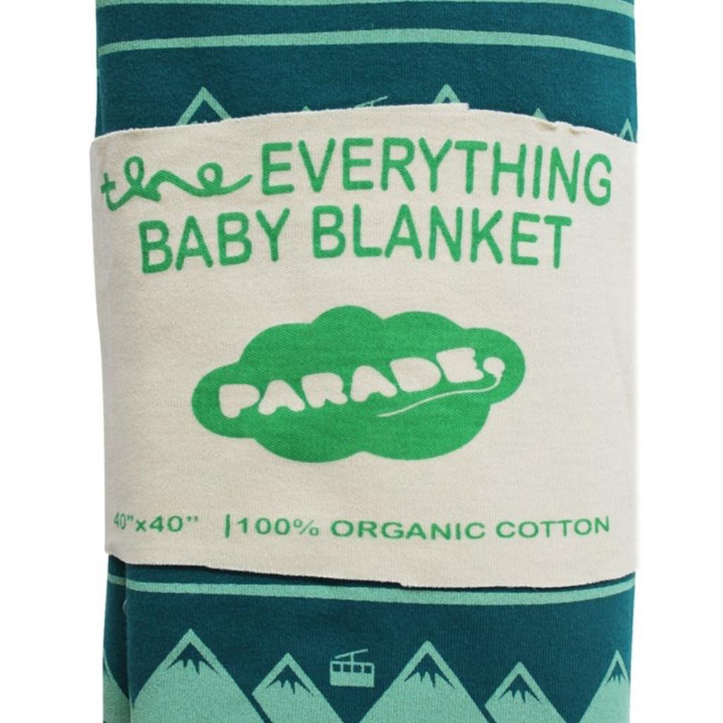 Parade, Everything Baby Blanket